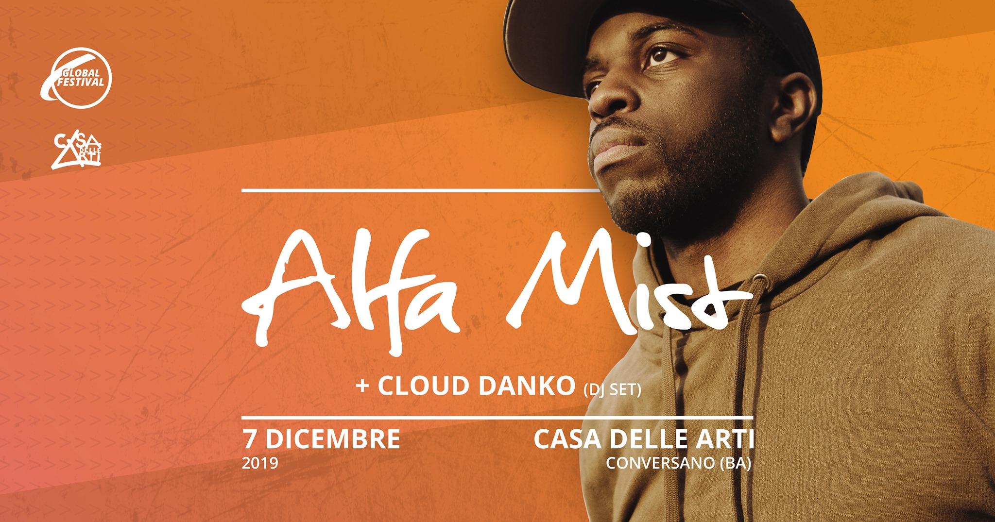 Alfa Mist + Cloud Danko dj set
